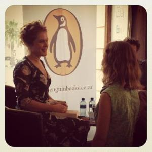 emma and georgie at thirty book launch by joe stead